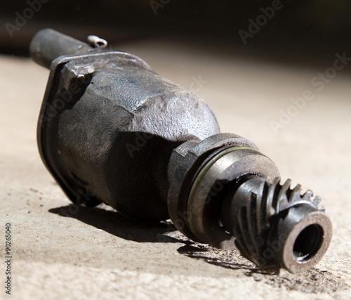 Valokuva  Vehicle hydraulic pump