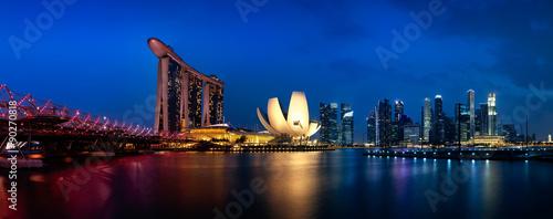 Deurstickers Australië Marina bay sands