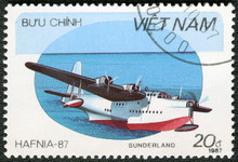 VIETNAM - 1987: Shows Amphibia...
