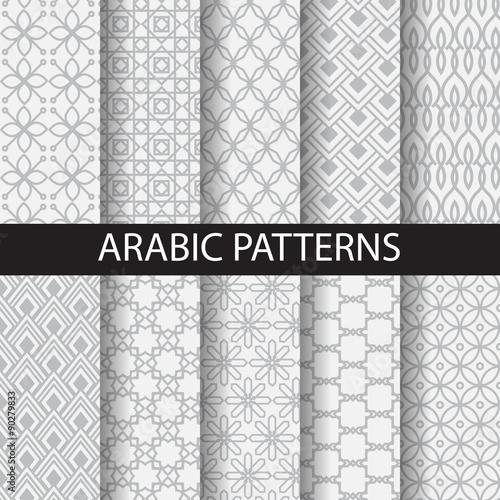 Fototapety, obrazy: arabic patterns
