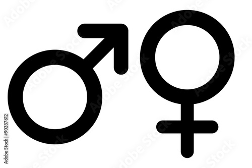 Male And Female Symbols Buy This Stock Vector And Explore Similar