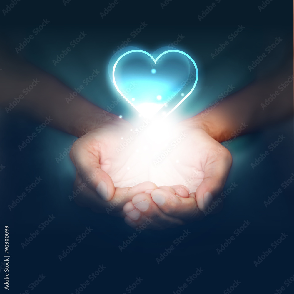 Hände, Liebe, Valentinstag, Ich liebe dich, Herz Poster, Plakat | 3+ ...