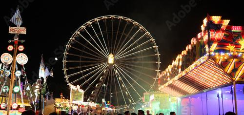 Zdjęcie XXL Karuzela na Oktoberfest