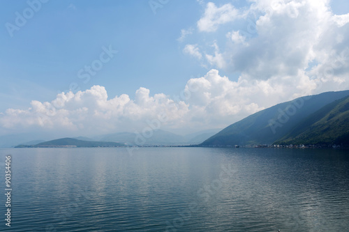Poster Scandinavie Erhai Lake in Dali