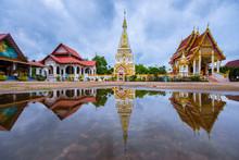 Wat Phra That Prasit In Nakorn Panom