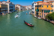 Grand Canal at Venice. Italy. Europe