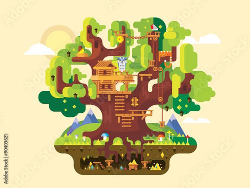 wspanialy-domek-na-drzewie