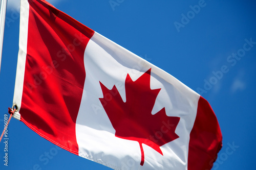 Tuinposter Canada Canada - Maple Leaf