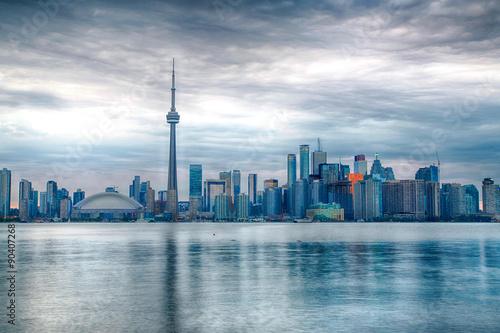 Foto auf Acrylglas Toronto Canada - Toronto - Skyline