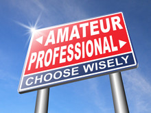 Professional Or Amateur