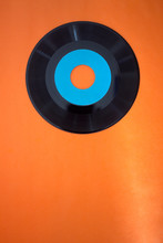 Vintage 45 Rpm Record