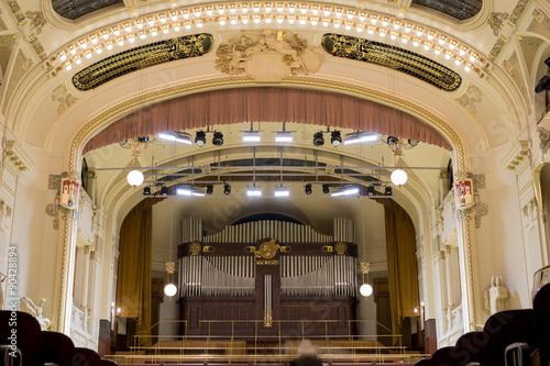 Prague's Municipal House, Smetana Hall - 90428894