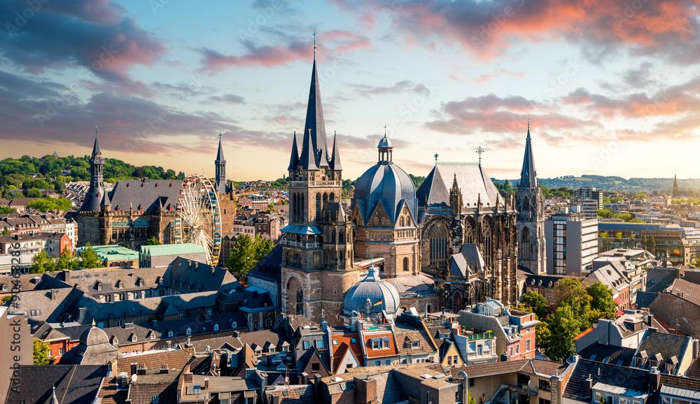 Fototapety, obrazy: Aachen