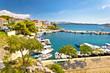 Brodarica village on Adriatic sea