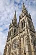 Moulins, la cattedrale- Alvernia, Francia