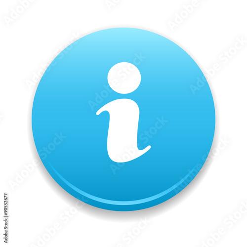 Fotografía  Information Round Icon