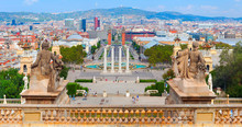 Placa De Espanya Is The Most F...