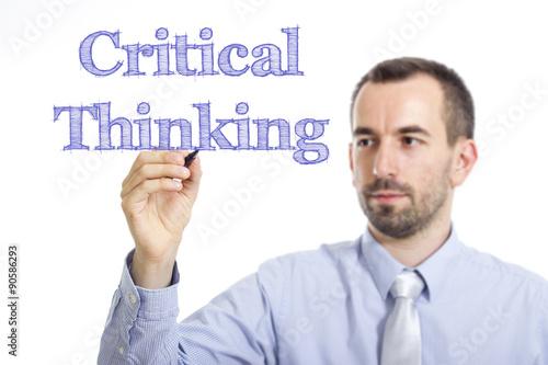 Fotografía  Critical Thinking