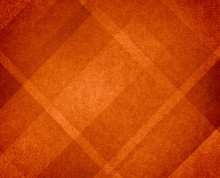 Burnt Orange Autumn Background Design With Lines And Angles