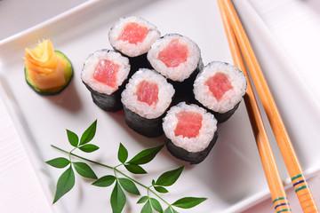 FototapetaTuna Sushi