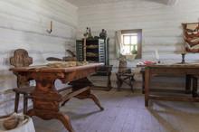 Ukrainian Vintage Interior