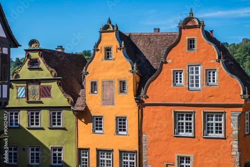 Photo Stands Fachwerkhäuser Schwäbisch Hall