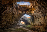 Fototapeta Fototapety z naturą - Magnificent view of the Devetaki cave, Bulgaria