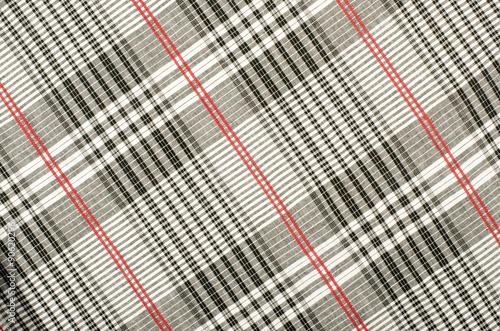 Scottish tartan pattern Canvas Print