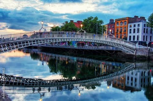 Photo  Bridge in Dublin