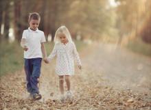 Boy With A Girl Go Hand