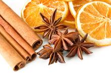 Zimt Anis Orangen