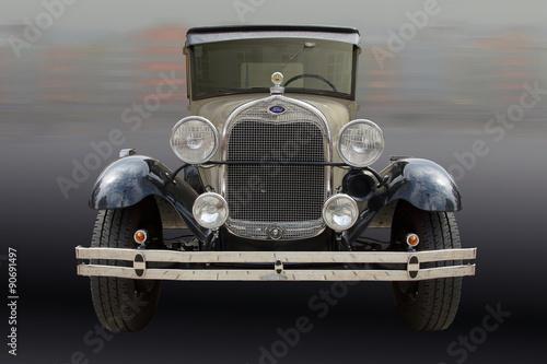 фотография  Oldtimer, Ford A