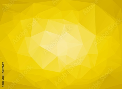 yellow abstract background gradient circle
