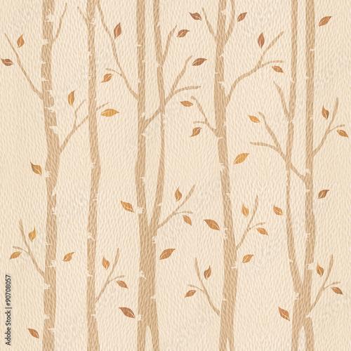 abstrakcjonistyczni-jesieni-drzewa-drewniana-tekstura-bezszwowy-tlo-