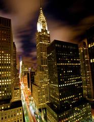 Fototapeta Nowy York Chrysler Building