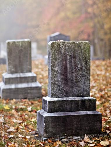Keuken foto achterwand Begraafplaats Graveyard