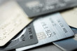 Leinwanddruck Bild - Credit cards