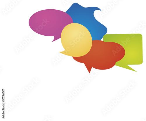 Fototapety, obrazy: comunicación