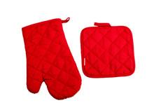 Red Kitchen Glove