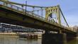 4K PNC Park and Roberto Clemente Bridge 4239