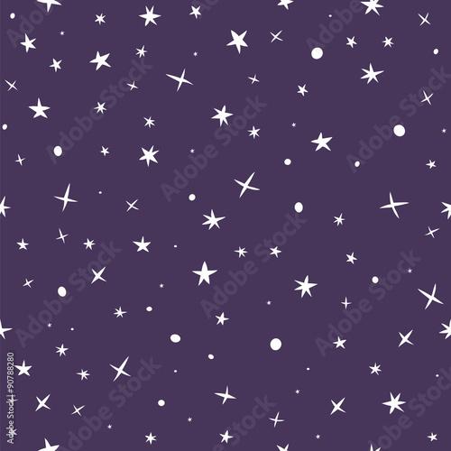 tekstura-z-nocnym-niebem