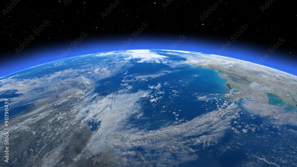 Fototapeta 地球