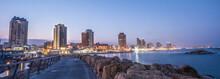 Hotels On The Beach In Tel Aviv