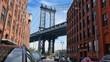 Manhattan Bridge Timelapse from DUMBO Brooklyn