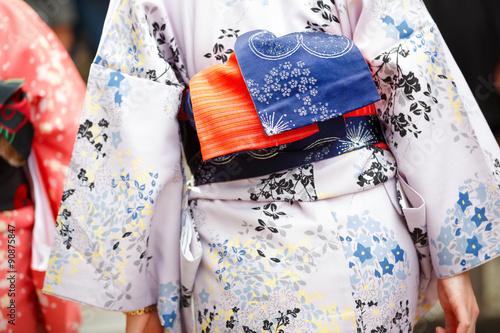 Fotografie, Tablou  Kimono