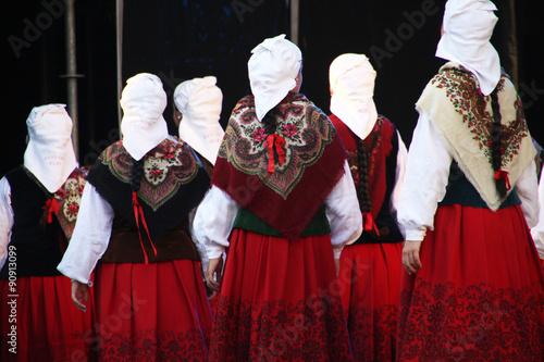 Montage in der Fensternische Karneval Dantzaldia