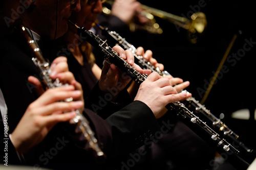 Fotografiet orchestra di fiati