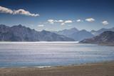 Pangong Lake Leh Ladakh ,India.