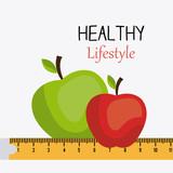 Healthy lifestyle design.