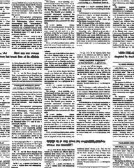 Tapeta New newspaper seamless pattern. Vector background of newspaper t